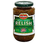Del Monte Relish Sweet Pickle - 22 Fl. Oz.