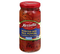 Mezzetta Peppers Bell Roasted - 16 Oz
