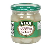 Star Cocktail Onions - 7 Fl. Oz.