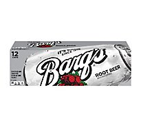 Barqs Root Beer Soda Soft Drink, 12 fl oz, 12 Pack