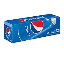 Pepsi Soda Cola - 12-12 Fl. Oz.
