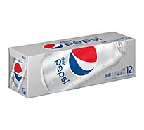 Pepsi Diet Soda - 12-12 Fl. Oz.