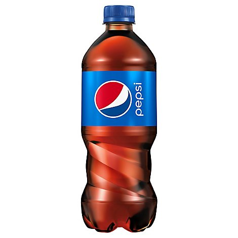 Pepsi Soda Cola - 20 Fl. Oz.