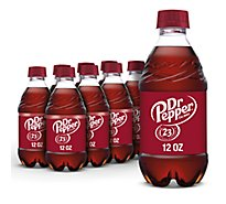 Dr Pepper Soda - 8-12 Fl. Oz.