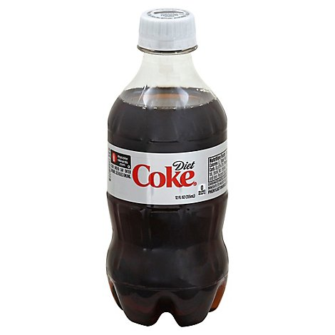 Diet Coke Soda Pop Cola 8 Count - 12 Fl. Oz.