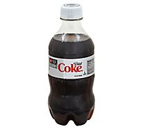 Coke Diet Soda - 8-12 Fl. Oz.
