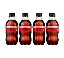 Coca-Cola Soda Zero Bottles - 8-12 Fl. Oz.
