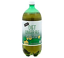 Signature SELECT Soda Ginger Ale Diet - 2 Liter