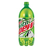 Mtn Dew Soda Diet - 2 Liter