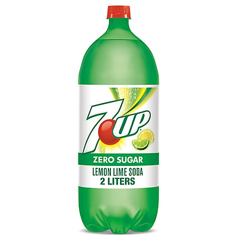 7UP Soda Diet - 2 Liter