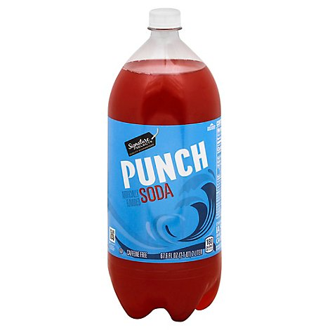 Signature SELECT Soda Punch - 2 Liter
