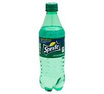 Sprite Soda Pop Lemon Lime Bottle - 6-16.9 Fl. Oz.