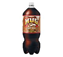 MUG Soda Root Beer No Caffeine - 2 Liter