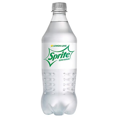 Sprite Soda Zero Lemon Lime - 20 Fl. Oz.