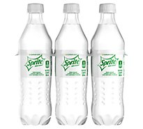Sprite Soda Lemon Lime Zero Sugar - 6-16.9 Fl. Oz.