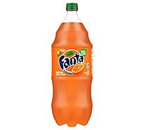 Fanta Soda Orange - 2 Liter