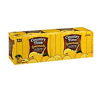 Country Time Lemonade - 12-12 Fl. Oz.