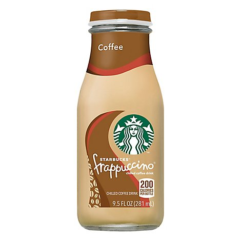 Starbucks frappuccino Coffee Drink Chilled Coffee - 9.5 Fl. Oz.