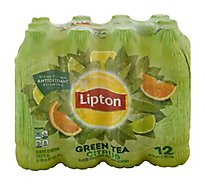 Lipton Green Tea - 12-16.9 Fl. Oz.