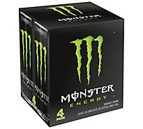 Monster Energy Drink - 4-16 Fl. Oz.