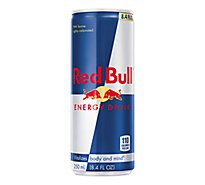 Red Bull Energy Drink Can - 8.4 Fl. Oz.