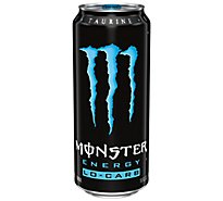 Monster Energy Drink Lo-Carb - 16 Fl. Oz.