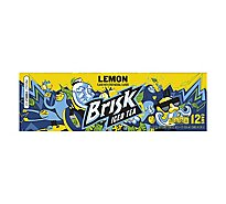 Brisk Iced Tea Lemon - 12-12 Fl. Oz.