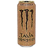 Monster Java Energy Drink Loca Moca - 15 Fl. Oz.