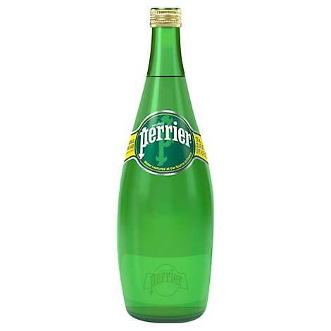 Perrier Carbonated Mineral Water - 25.3 Fl. Oz.