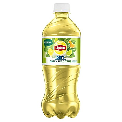Lipton Green Tea Diet Citrus - 20 Fl. Oz.