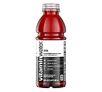 vitaminwater Water Beverage Nutrient Enhanced XXX Acai Blueberry Pomegranate - 20 Fl. Oz.