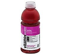 vitaminwater Water Beverage Nutrient Enhanced Revive Fruit Punch - 20 Fl. Oz.