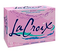 LaCroix Sparkling Water Berry - 12-12 Fl. Oz.