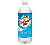 Canada Dry Soda Club - 33.8 Fl. Oz.
