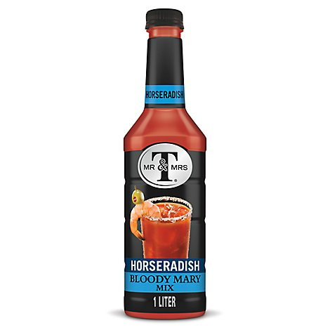 Mr & Mrs T Bloody Mary Mix Premium - 33.8 Fl. Oz.