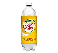 Canada Dry Tonic Water - 33.8 Fl. Oz.