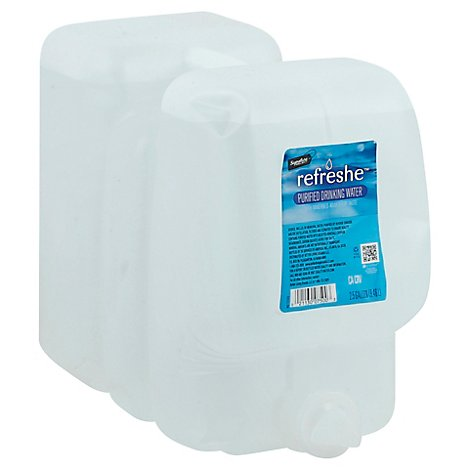 Signature SELECT Drinking Water - 2.5 Gallon