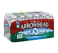 Arrowhead 100% Mountain Spring Water - 24-16.9 Fl. Oz.