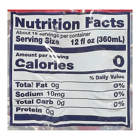 Crystal Geyser Spring Water Natural Alpine - 6-1 Liter