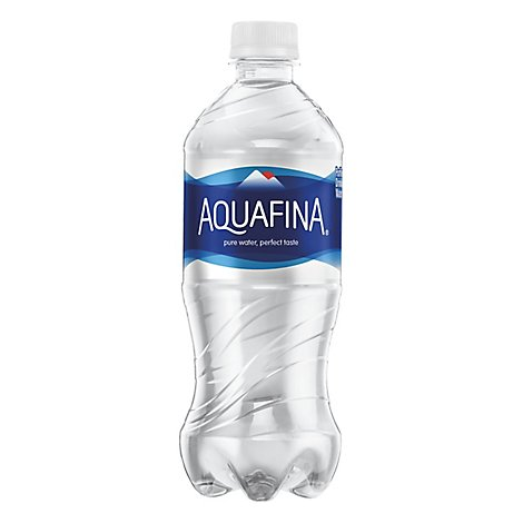 Aquafina Drinking Water Purified - 20 Fl. Oz.