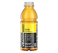 vitaminwater Water Beverage Nutrient Enhanced Energy Tropical Citrus - 20 Fl. Oz.