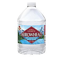 Arrowhead 100% Mountain Spring Water - 101.4 Fl. Oz.