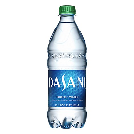 DASANI Purified Water - 20 Fl. Oz.