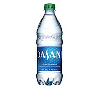 Dasani Water Purified Enhanced With Minerals Bottled - 20 Fl. Oz.