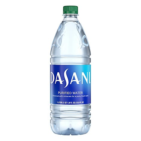 DASANI Purified Water - 1 Liter