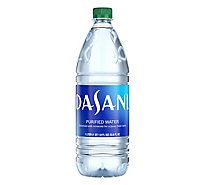 Dasani Water Purified Enhanced With Minerals Bottled - 1 Liter