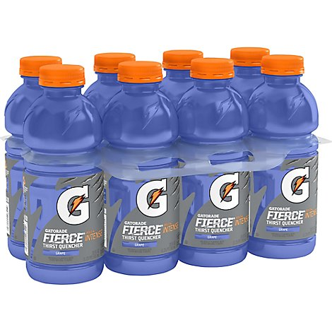 Gatorade G Series Thirst Quencher Fierce Grape - 8-20 Fl. Oz.
