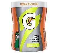 Gatorade G Series Thirst Quencher Perform 02 Instant Powder Mix Lemon-Lime - 18.4 Oz