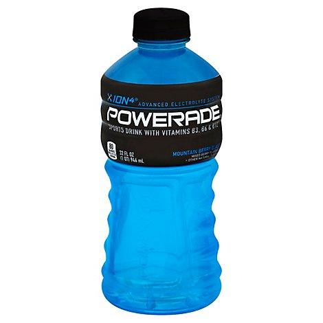 POWERADE Sports Drink Mountain - Online