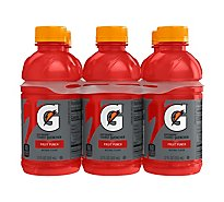 Gatorade G Series Thirst Quencher Perform Fruit Punch - 6-12 Fl. Oz.